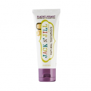 Jack N' Jill Natural Toothpaste Blackcurrant Flavor 50g/1.76oz