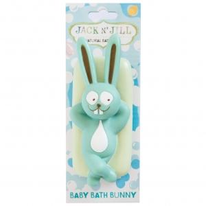 Baby Bath Bunny - Green