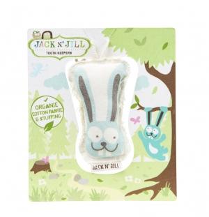 Jack N' Jill Tooth Keeper Bunny