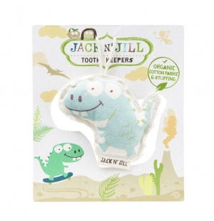 Jack N' Jill Tooth Keeper Dino