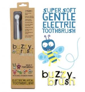 Jack N' Jill Buzzy Brush Electric Musical Toothbrush