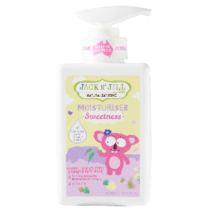 Sweetness Moisturizer, Natural Bath Time 300ML