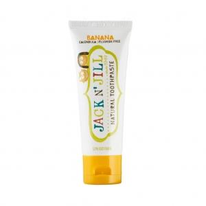 Jack N' Jill Natural Calendula Toothpaste Banana Flavor 50g/1.76oz