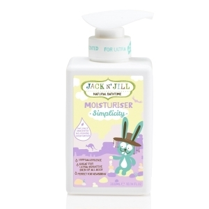 Simplicity Moisturizer, Natural Bath Time 300ML