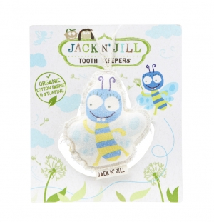 Jack N' Jill Tooth Keeper Buzzy